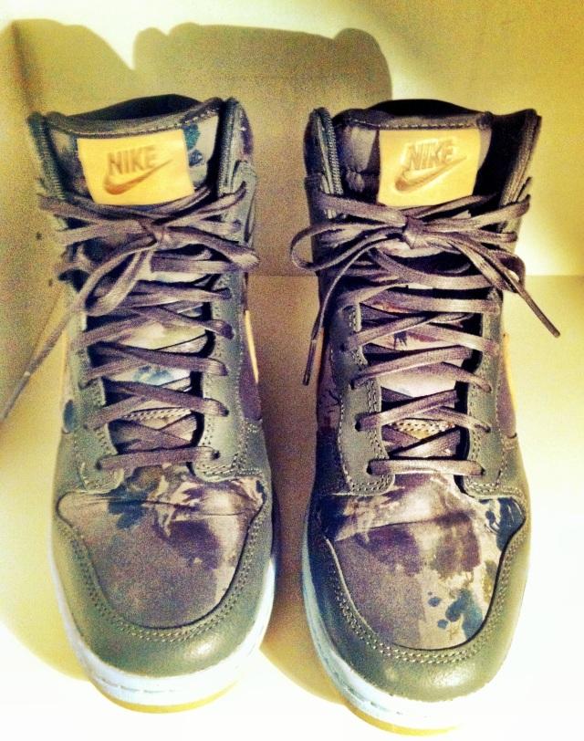 Nike x Liberty Wedge Dunks