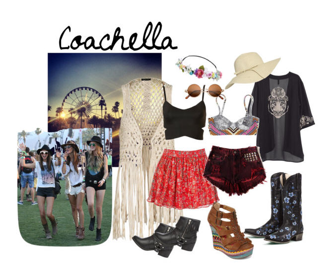 First time using Polyvore.... Here's my take on a few outfit ideas ;)