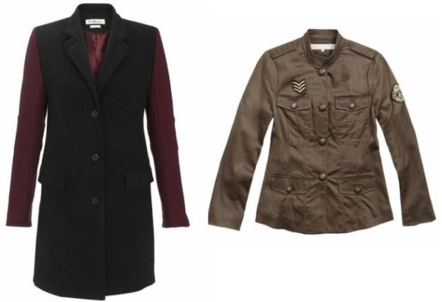 Slice of Androgyny    From Left to Right: Dr. Martens & Guess