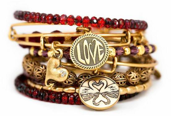 Alex & Ani Valentine's Day Collection