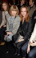 Arizona Muse; Anna Wintour; Stella McCartney
