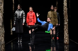 Dynamo at London Fashion Week
