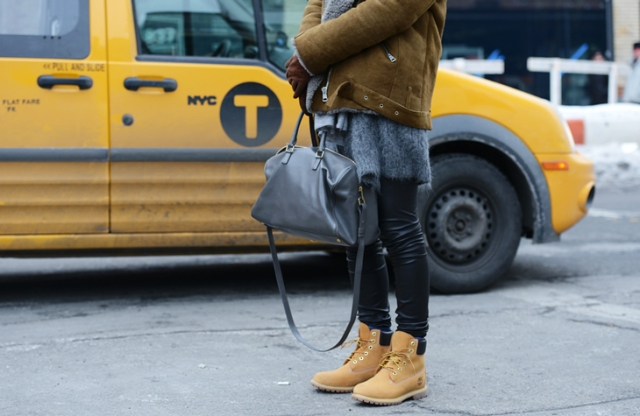 Tommy Ton in New York